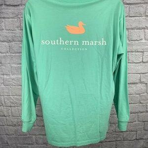 Southern Marsh Southern Class Long Sleeve Tee